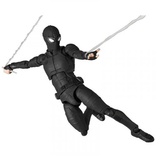 "Medicom Toy MAFEX No.125 MAFEX SPIDER-MAN Stealth Suit ""SPIDER-MAN Far from Home"""
