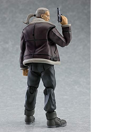 Max Factory Figma Ghost In The Shell Stand Alone Complex Batou S A C Yasuee
