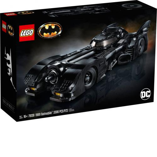 LEGO 76139 Super hero 1989 Batmobile - Yasuee