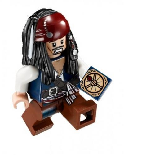 LEGO 4183 Pirates of the Caribbean The Mill - Yasuee