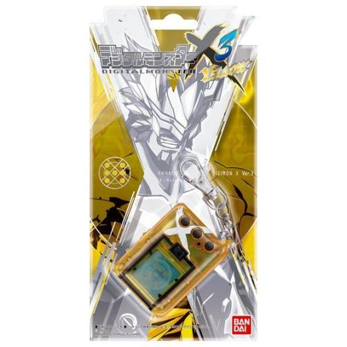 [Pre-Order] Bandai Digital Monster X Ver.3 Digimon Digivice Yellow Premium Japan Limited