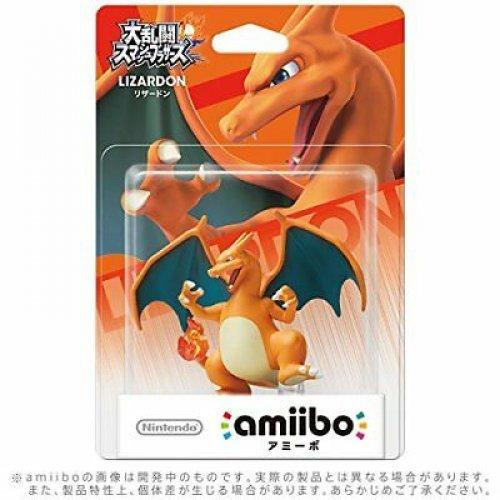 [Limited offer] Nintendo Amiibo Charizard Super Smash Brothers series Pokemon