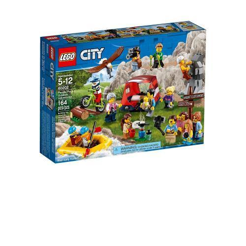 LEGO 60202 City People Pack - Outdoor