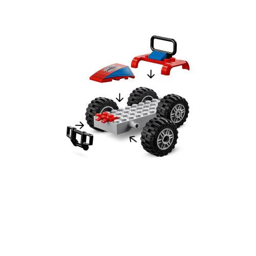 LEGO 76133 Super Heroes Spider-Man Car Chase - Yasuee