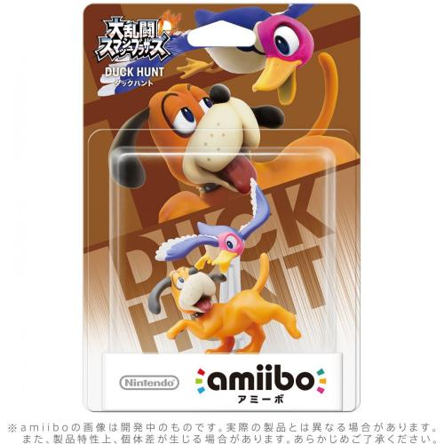 Nintendo Amiibo Duck Hunt Super Smash Bros. Series For Switch NS