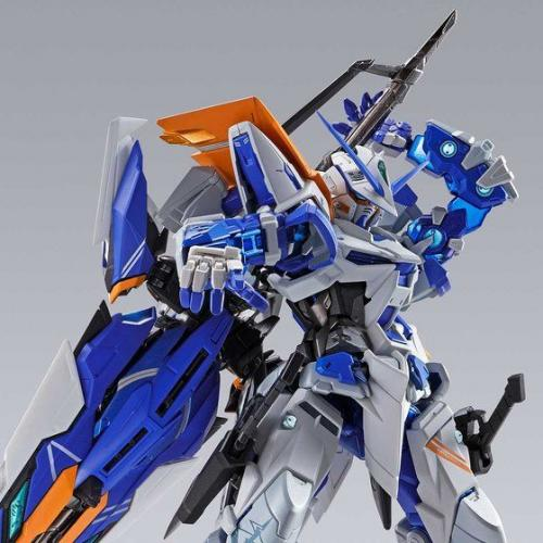 Bandai Metal Build MB Gundam Astray Blue Frame Second Revise
