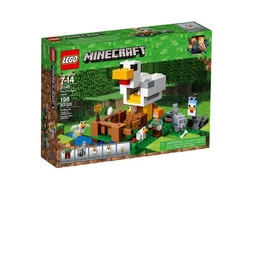 LEGO 21140 Minecraft The Chicken Coop - Yasuee