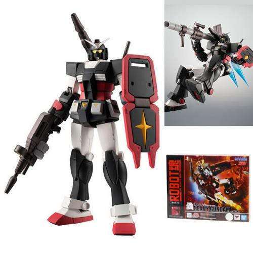 Bandai Robot Spirits SIDE MS FA-78-2 Heavy Gundam Ver. A.N.I.M.E. Action Figure - Yasuee