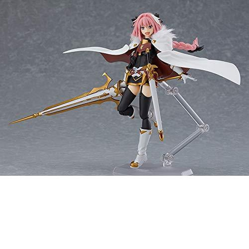 Max Factory Figma 423 Fate Apocrypha - Rider of Black Astolfo Action Figure