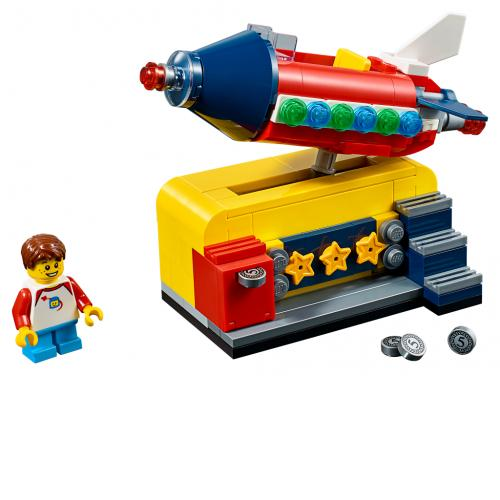 LEGO 40335 Ideas Space Rocket Ride - Yasuee