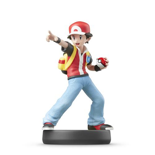 Nintendo Amiibo Super Smash Bros. Series Figure - Pokemon Trainer For NS Switch