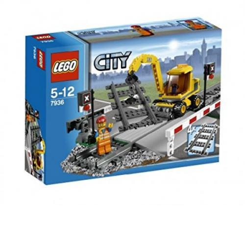 LEGO 7936 City - Trains Level Crossing