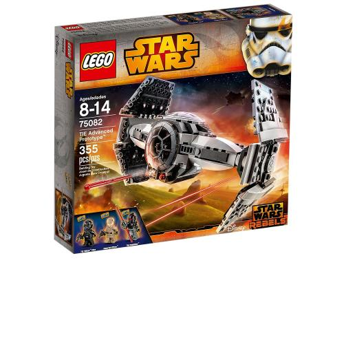 LEGO 75082 Star Wars TIE Advanced Prototype - Yasuee