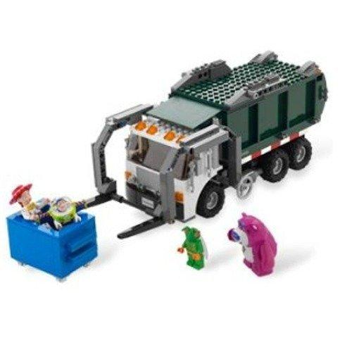 LEGO 7599 Toy Story 3 Exclusive Limited Edition Set Garbage Truck Getaway - Yasuee