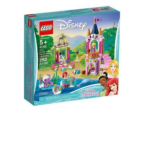 LEGO 41162 Disney Ariel, Aurora, and Tiana's Royal Celebration - Yasuee