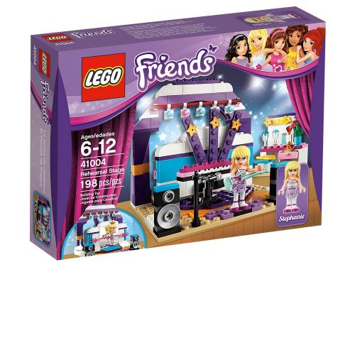 LEGO 41004 Friends Rehearsal Stage - Yasuee