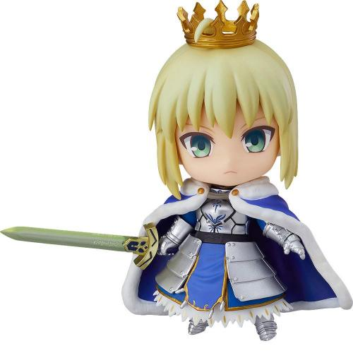 Good Smile Nendoroid 600b Fate Saber / Altria Pendragon: True Name Revealed Ver.