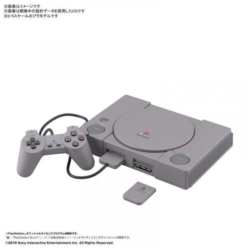 "BEST HIT CHRONICLE 2/5 ""PlayStation"" (SCPH-1000) Plastic Model - Yasuee"