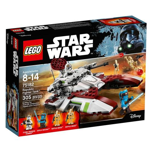 LEGO 75182 Star Wars Republic Fighter Tank - Yasuee