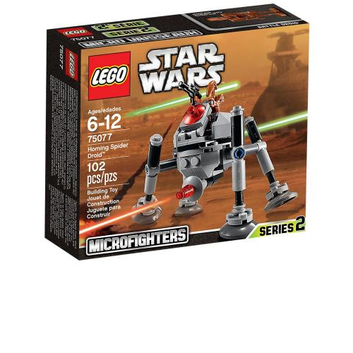 LEGO 75077 Star Wars Homing Spider Droid - Yasuee