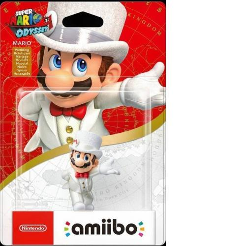 Limited offer Nintendo Amiibo Mario Wedding Style Ver Super Odyssey Switch Wii U