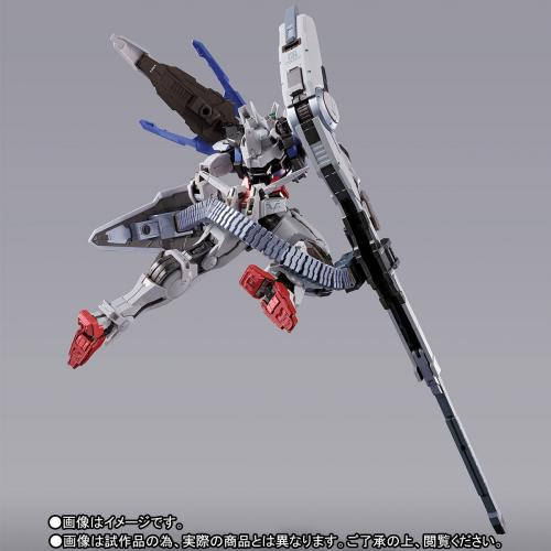Bandai Metal Build MB Gundam Astraea + Proto GN High Mega Launcher Japan Limited