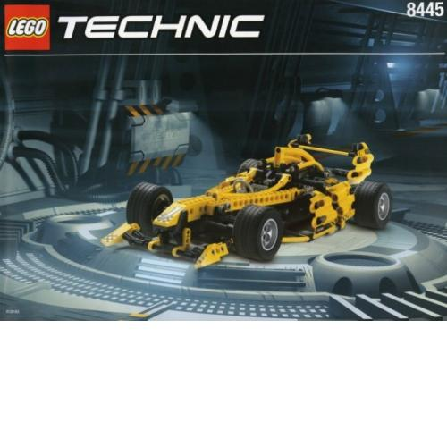 LEGO 8445 Technic Indy Storm