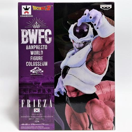 Banpresto Dragon Ball Z Super BWFC World Figure Colosseum Freeza 19cm Figure - Yasuee
