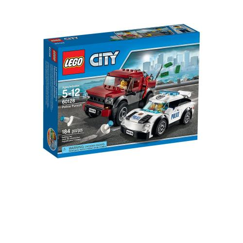 LEGO 60128 City Police Pursuit - Yasuee