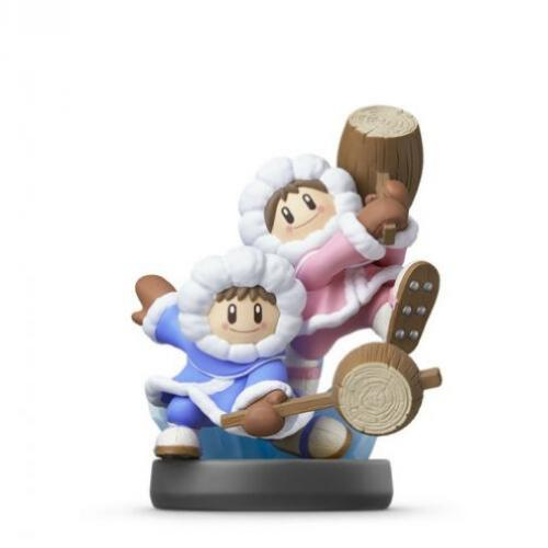 [Limited offer] Nintendo Amiibo ICE CLIMBERS of Super Smash Bros SSB Japan NEW