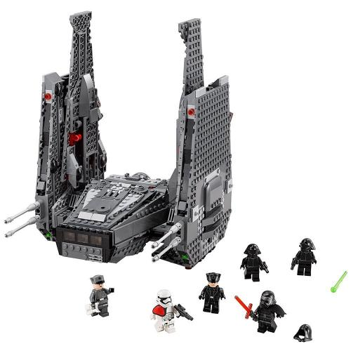 LEGO 75104 Star Wars Kylo Ren's Command Shuttle - Yasuee