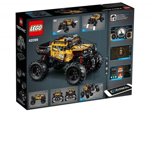 LEGO 42099 Technic 4X4 X-treme Off-Roader