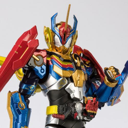 Bandai S.H.Figuarts Kamen Rider Build - Grease Perfect Kingdom SHF Action Figure