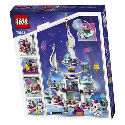 LEGO 70838 The LEGO Movie 2 Queen Watevra's 'So-Not-Evil' Space Palace - Yasuee