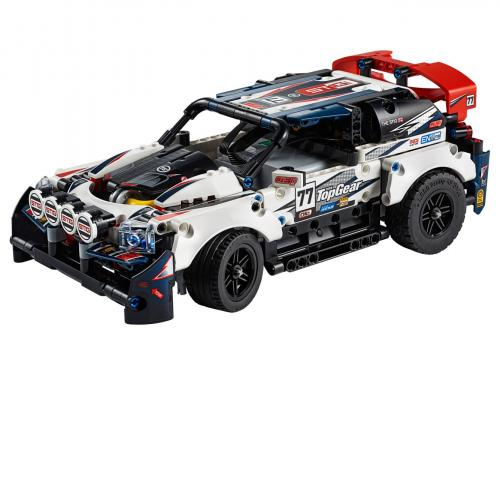 LEGO 42109 Technic Series App-Controlled Top Gear Rally Car