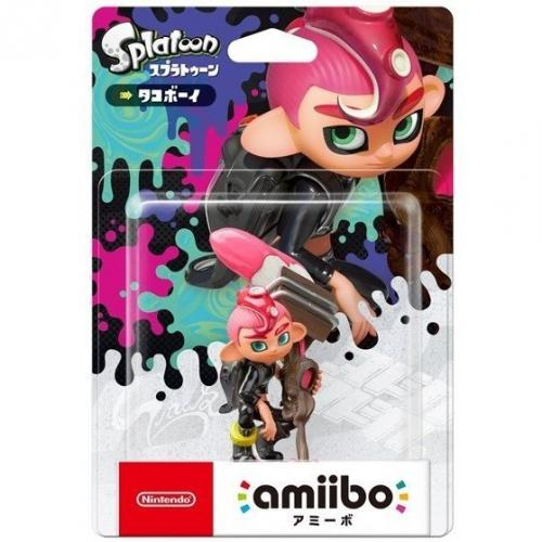 Limited offer Nintendo Amiibo Octoling Boy Splatoon 2 Switch Wii Pink