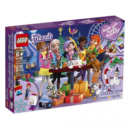 LEGO 41382 Friends Advent Calendar - Yasuee