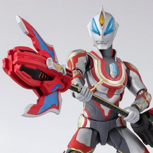 Bandai S.H.Figuarts Ultraman Geed Ultimate Final