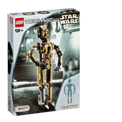 LEGO 8007 Star Wars 8007 Techniques C-3PO - Yasuee