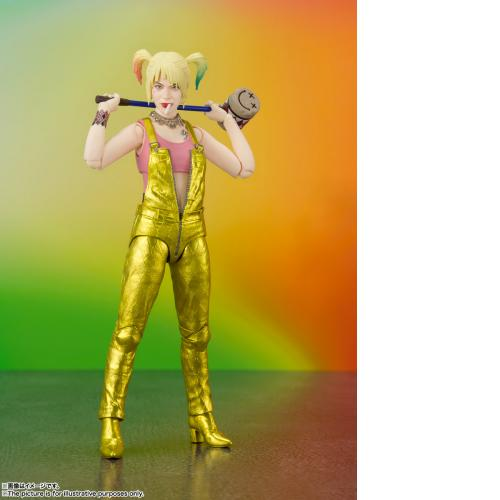 Bandai S.H.Figuarts Harley Quinn (BIRDS OF PREY) SHF Action Figure