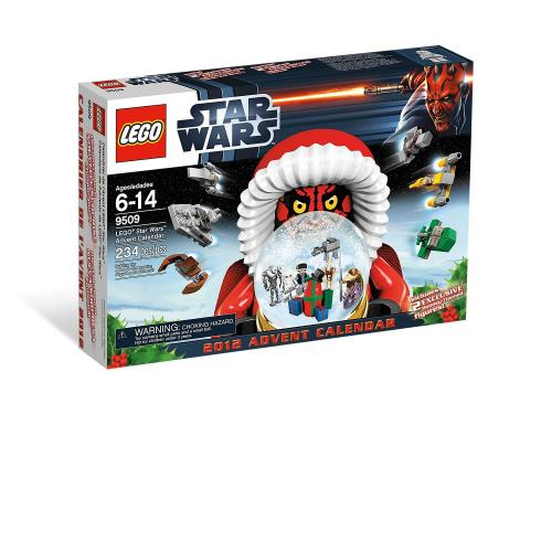 LEGO 9509 Star Wars 2012 Advent Calendar - Yasuee