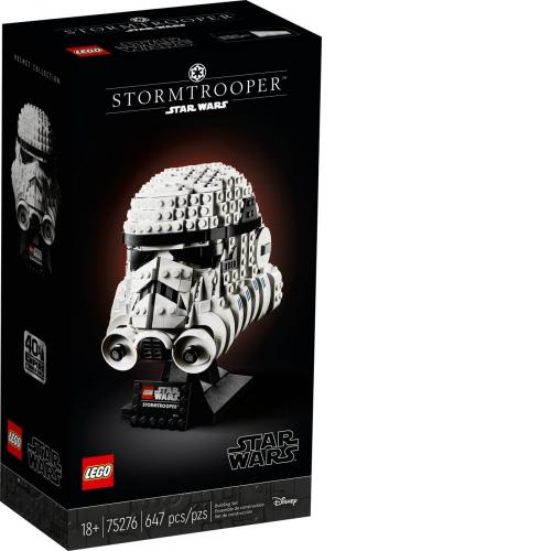 LEGO 75276 Star Wars Series Stormtrooper Helmet