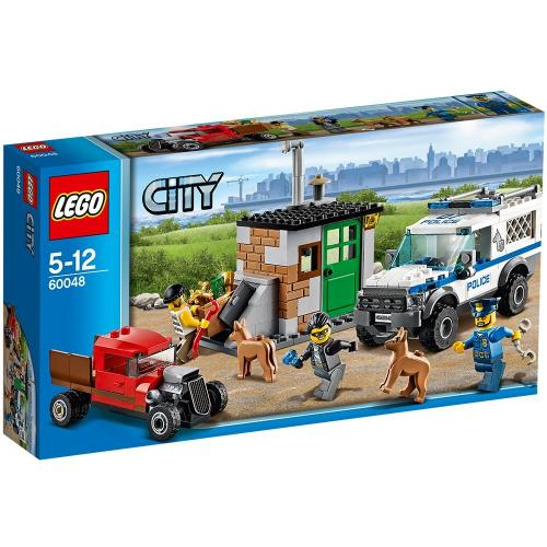LEGO 60048 City Police Dog Unit