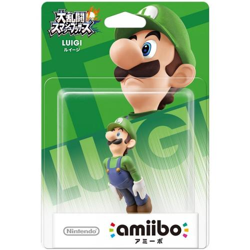 Nintendo Amiibo Super Smash Bros. Series Figure - Luigi For NS Switch