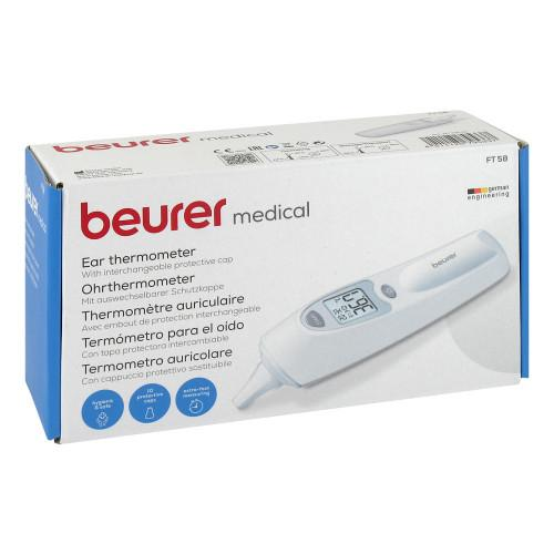 Beurer FT58 Ear Thermometer (Battery is not included)