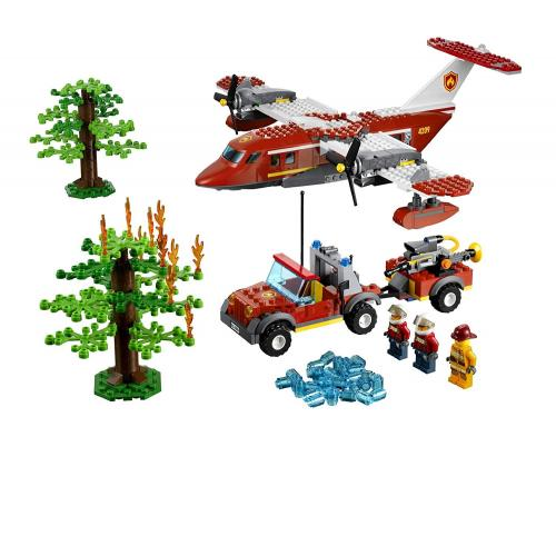 LEGO 4209 City Fire Plane