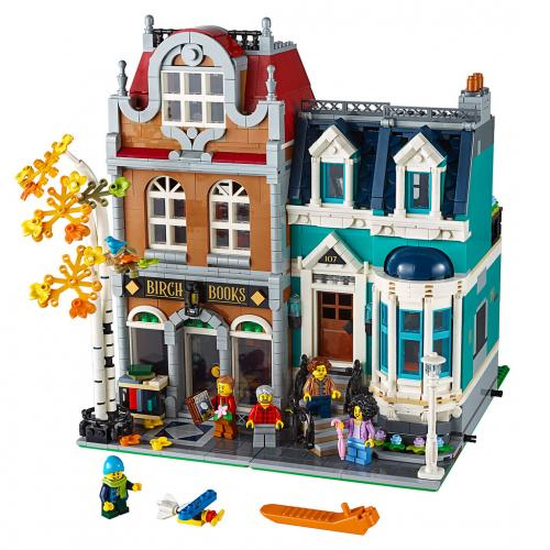 LEGO 10270 Creator Expert Book shop