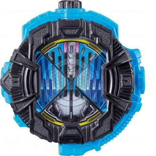 Bandai Kamen Rider Zi-O DX Time Mazine Geiz Mode & Diend Ride Watch Henshin Toy