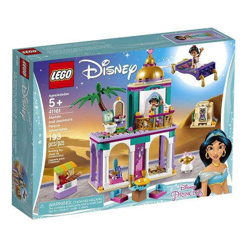 LEGO 41061 Disney Aladdin and Jasmine's Palace Adventures - Yasuee