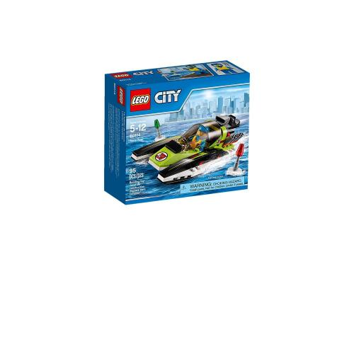 LEGO 60114 City Race Boat - Yasuee